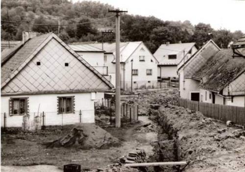 Stráž v roce 1985