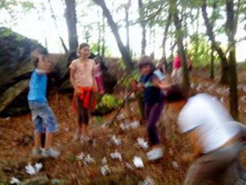 ROK 2010 - dětský kroužek Voďáci pod SDH Stráž