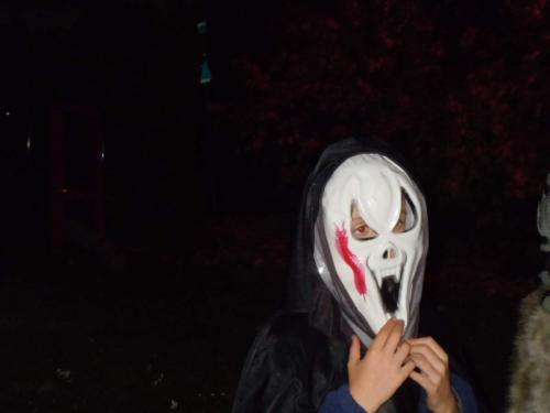 Večerní strašidelný rej 2013